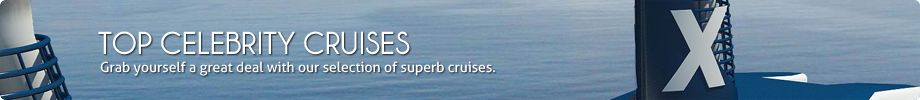 Get a great celebrity cruise deal
